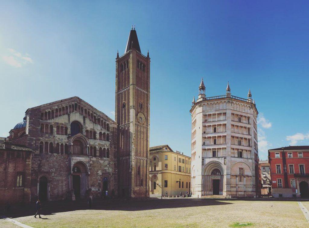 Parma – Piazza del Duomo, Ph. @nar_nehc