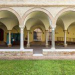 Entrance Cloisters | Ph. Marco Parollo, Archive of Ravenna Municipality