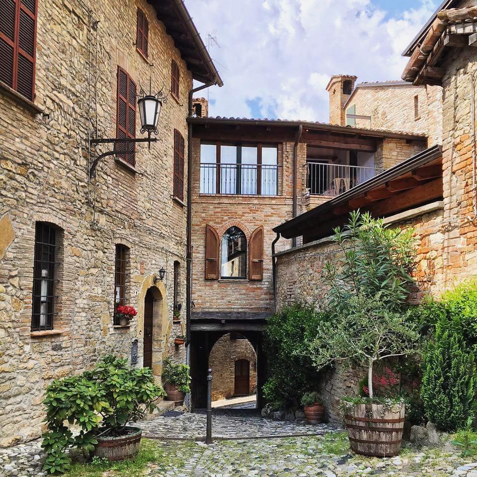 Castell'Arquato | Ph. LaraSartori92