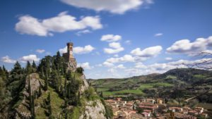 Dante's Routes, in Romagna and Tuscany