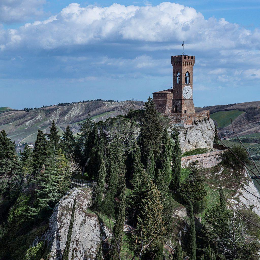 Brisighella, Torre dell'Orologio, Ph. Vanni Lazzari