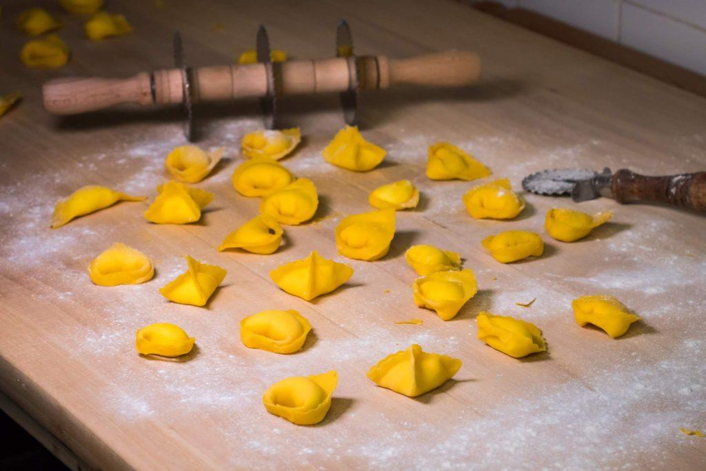 Bologna, Sfogline cooking class ph FoodFunTravel