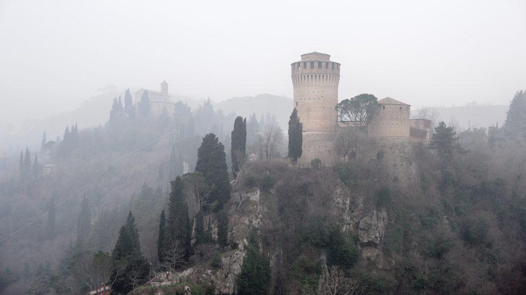 Brisighella, Rocca Manfrediana, Ph. Lorenzo Gaudenzi