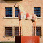 Cavallo di Mimmo Paladino, Ravenna