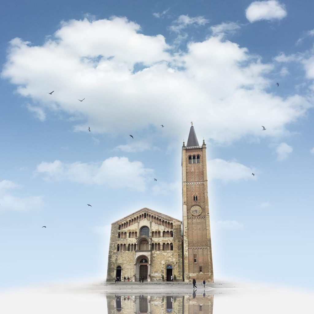 @kidvikk  Parma Cathedral