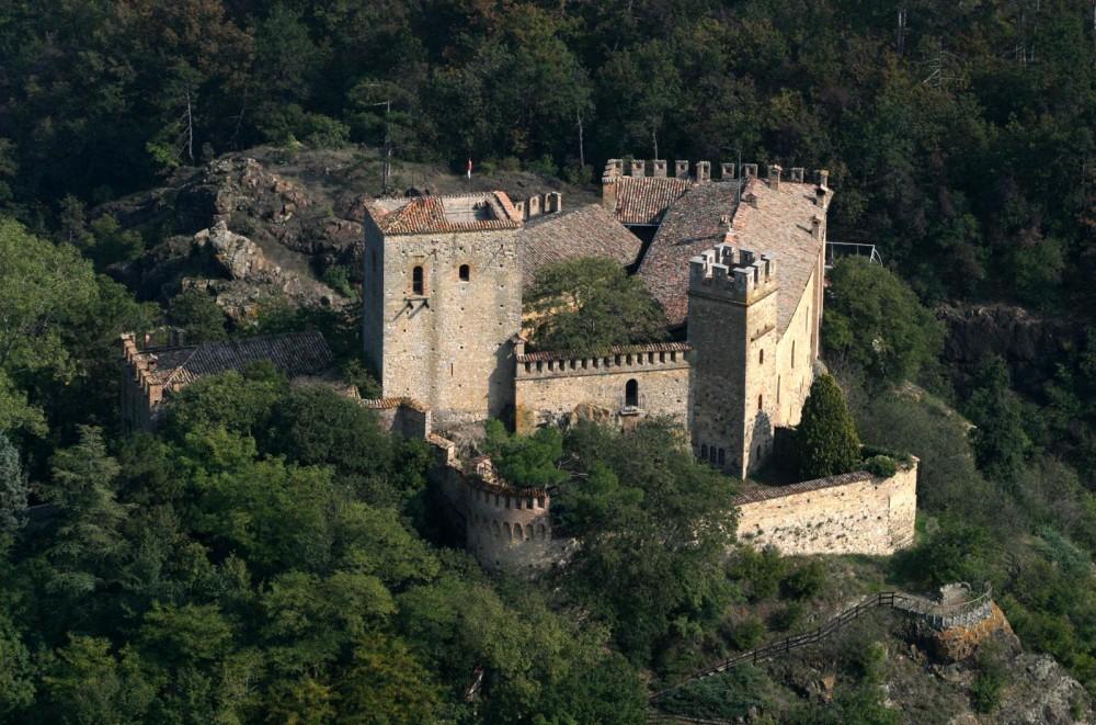 Castello di Gropparello | Ph. Castelli del Ducato