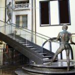Gli equilibristi di Leonardo Lucchi, Cesena