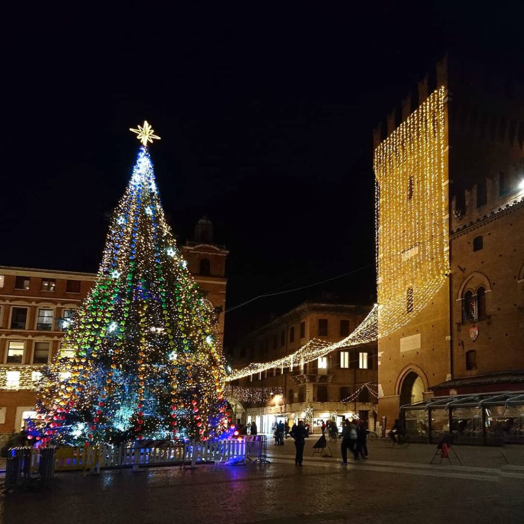 Natale a Ferrara | Ph. @ilbiondo57