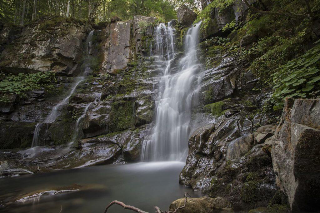 Cascata del Dardagna, Parco Corno alle Scale | Ph. Chimecip WLE2019