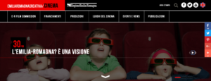 CIAK si gira…in Emilia Romagna, il nuovo portale dedicato al cinema