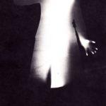 Claudio Abate, Contatto n1 Gino De Dominicis dalla serie Contatti con la superficie sensibile, 1971, Roma, Istituto centrale per la grafica