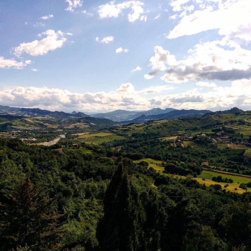 @davide.bertozzi Landscapes of Romagna