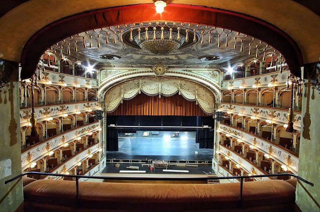 EmptyTeatroER | Il Teatro Abbado di Ferrara