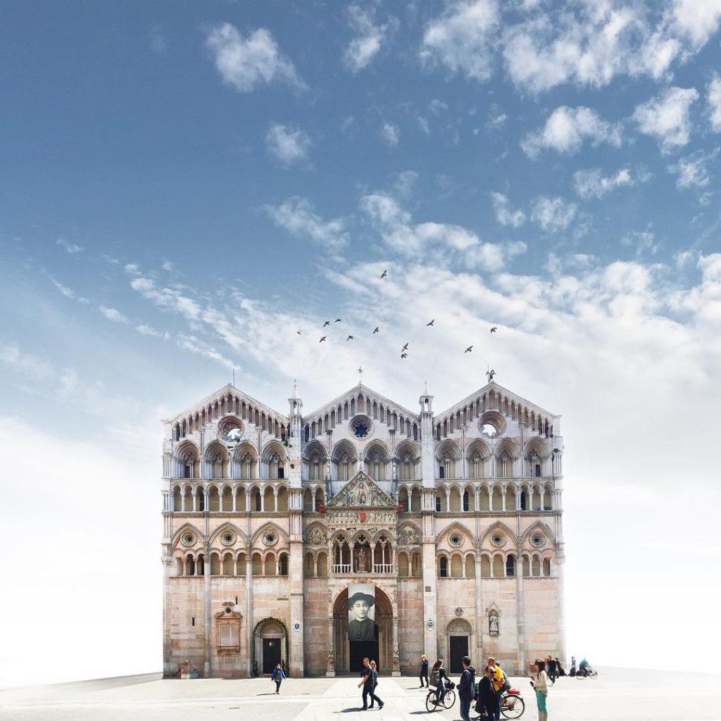 @kidvikk   Ferrara Cathedral