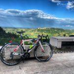 @_michelecappelli cycling in ValMarecchia