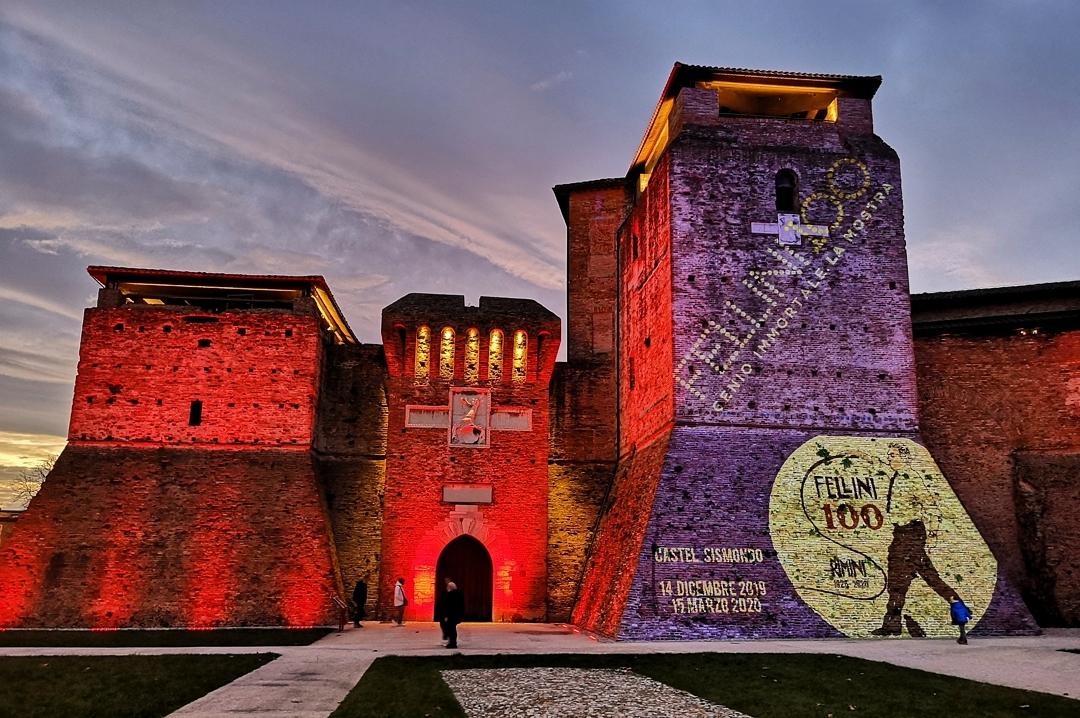 Fellini exhibition in Rimini | Ph. @j_aky