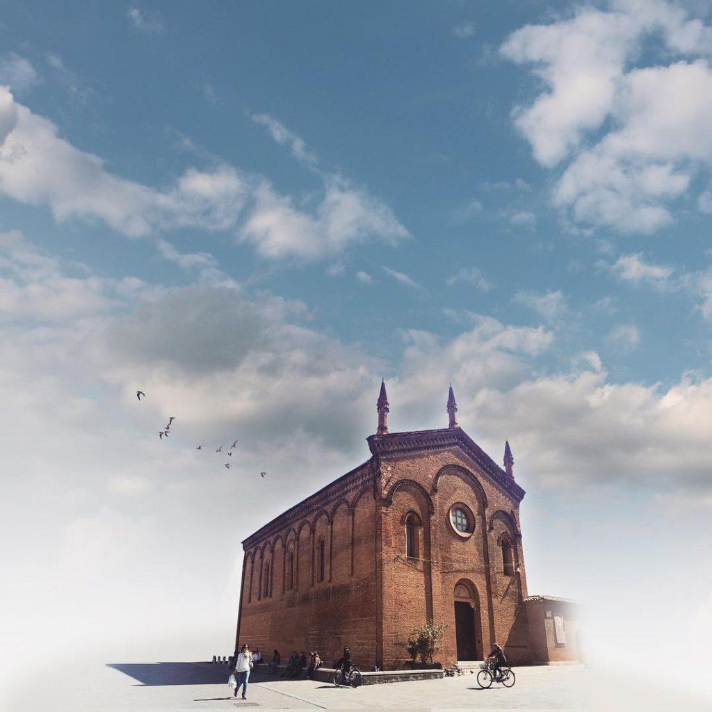 @kidvikk   San Romano Church,Ferrara