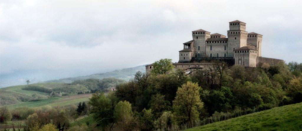 Castello di Torrechiara, Ph. Gianni Pezzani