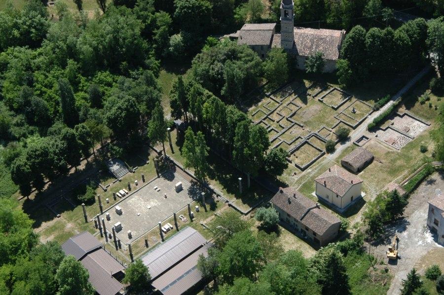 Veleia Romana - Foto di Piacenza Musei