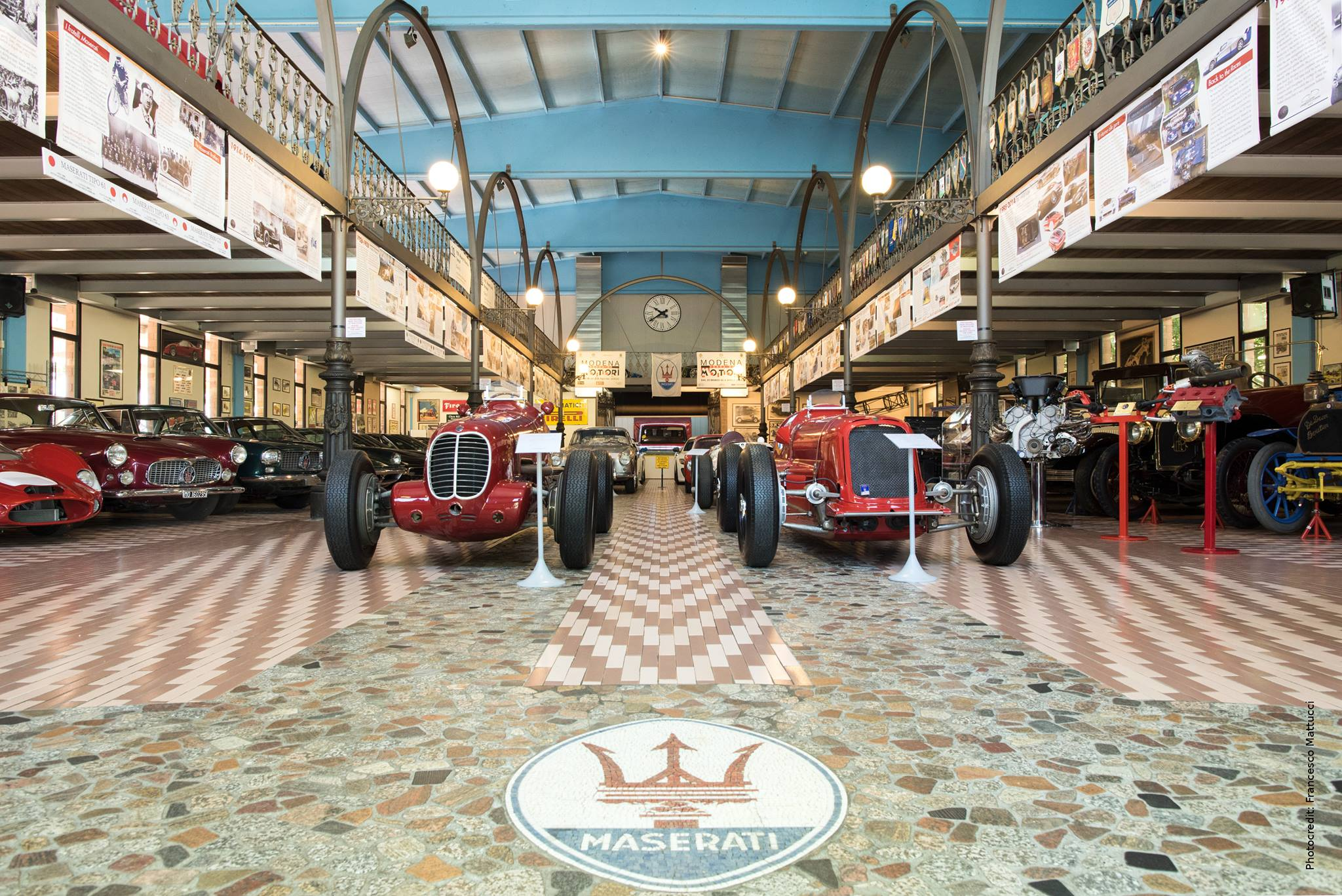 Discovering the best Italian car and motorcycle private collections
