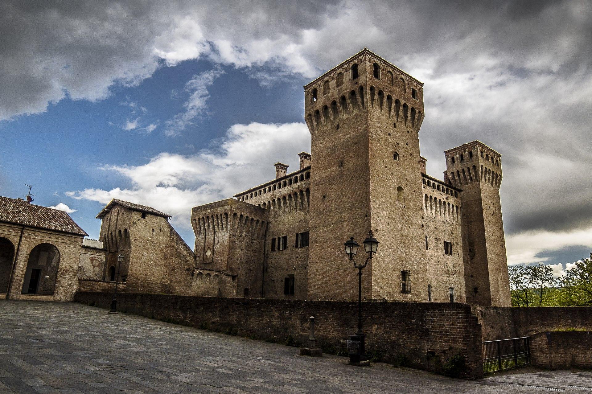 Fortress of Vignola (MO) | Ph. Angelo Nacchio