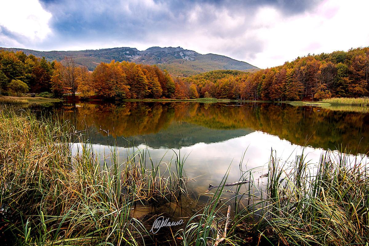 Lago Pranda   Foto di Mauro Malvolti, via Flickr