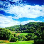@ggangelini Walking in Monte Fiore Conca Area