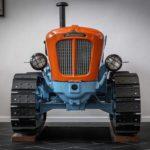An old Italian Tractor from '60 – Ph. Ferruccio Lamborghini Museum
