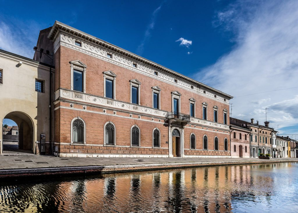 Comacchio, Palazzo Bellini, Ph. Vanni Lazzari