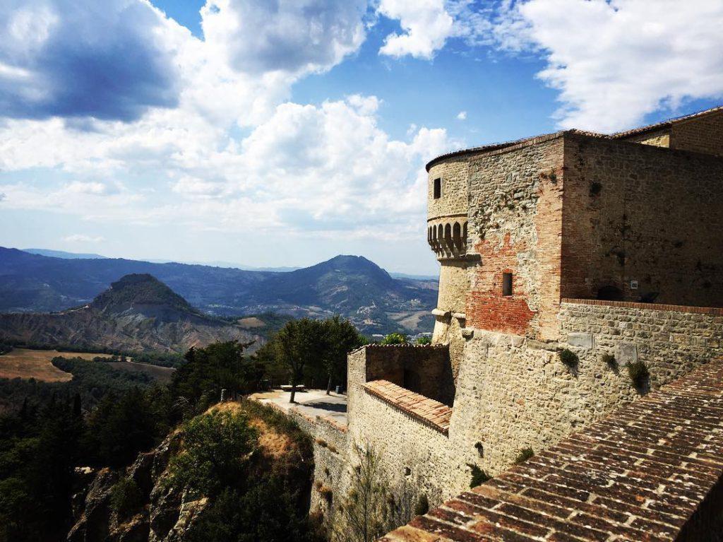 Romagna, Rimini, San Leo Fortezza di San Leo | Ph. @elisa_orlando93
