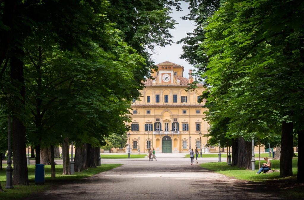 Ducal Palace of Parma | Ph. FoodFunTravel