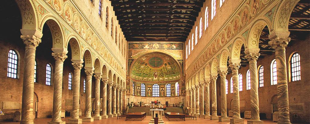 Ravenna – Basilica di Sant'Apollinare in Classe Ph. Giacomo Banchelli