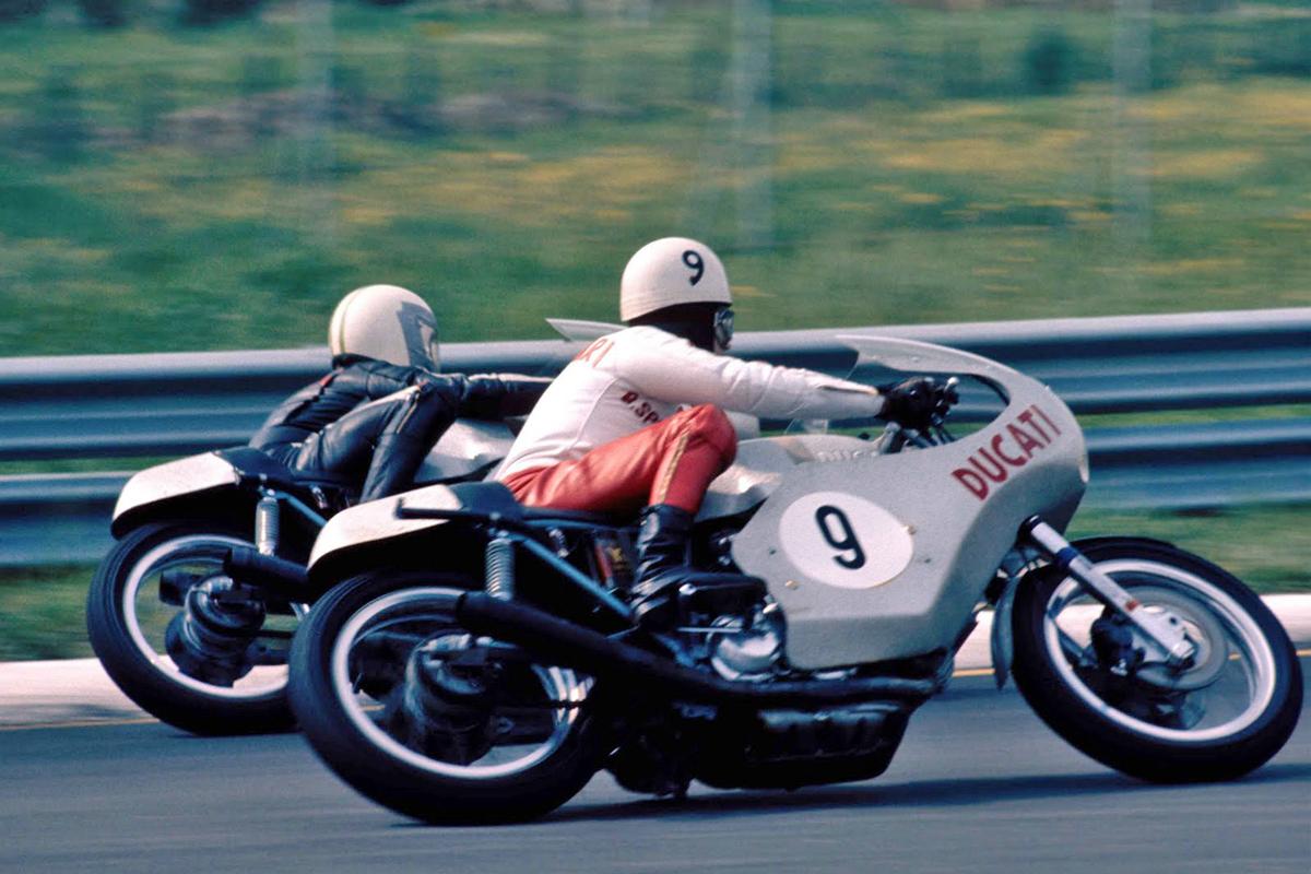 Ducati (200 Miglia di Imola - 1972)
