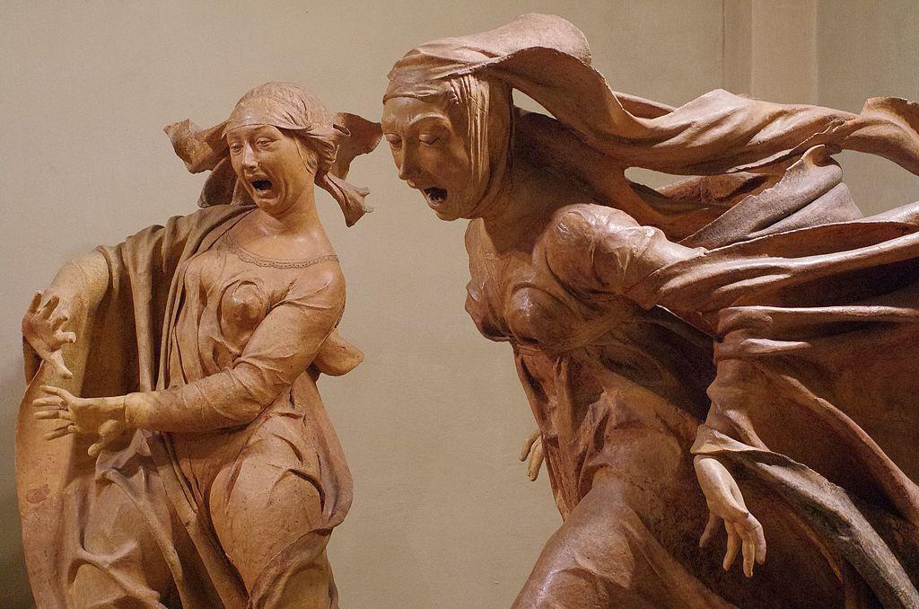 Compianto sul Cristo Morto di Niccolò dell'Arca   Ph. Wikipedia