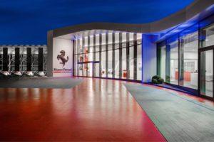The Ferrari Museum in Maranello