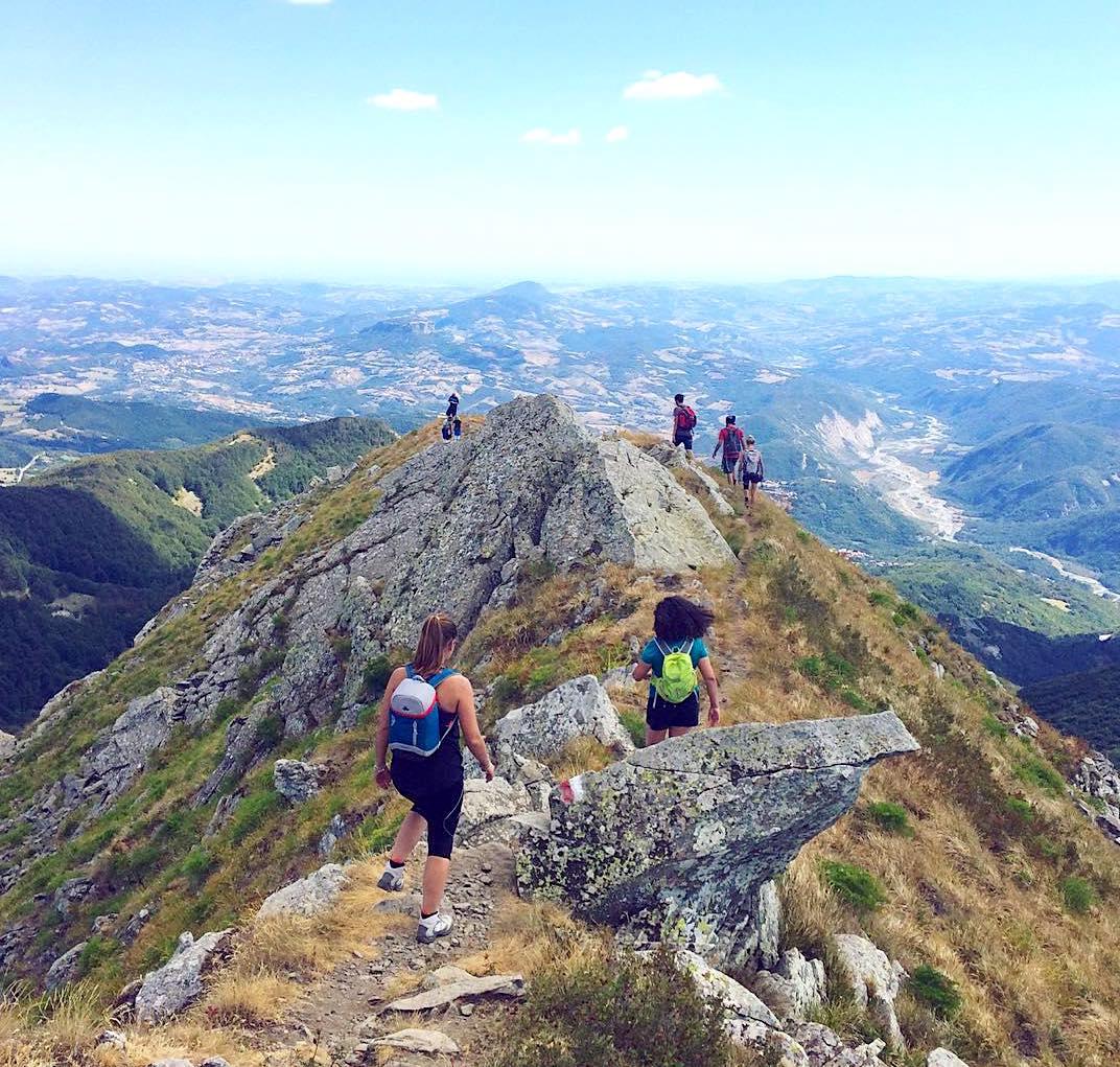 Monte Ventasso   Foto di michelelipreri, via Instagram
