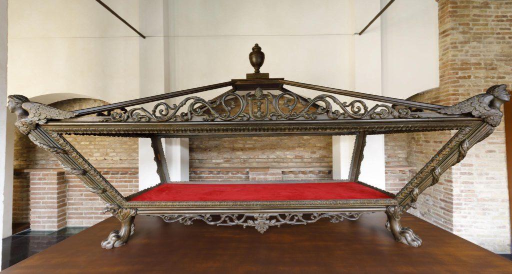 Dante Museum, Room of Worship | Ph. Marco Parollo, Archive of Ravenna