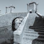 Comacchio, Trepponti in bianco e nero, Ph. Vanni Lazzari