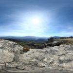 Panorama dalla Pietra di Bismantova | Ph. Cri79 WLE2019