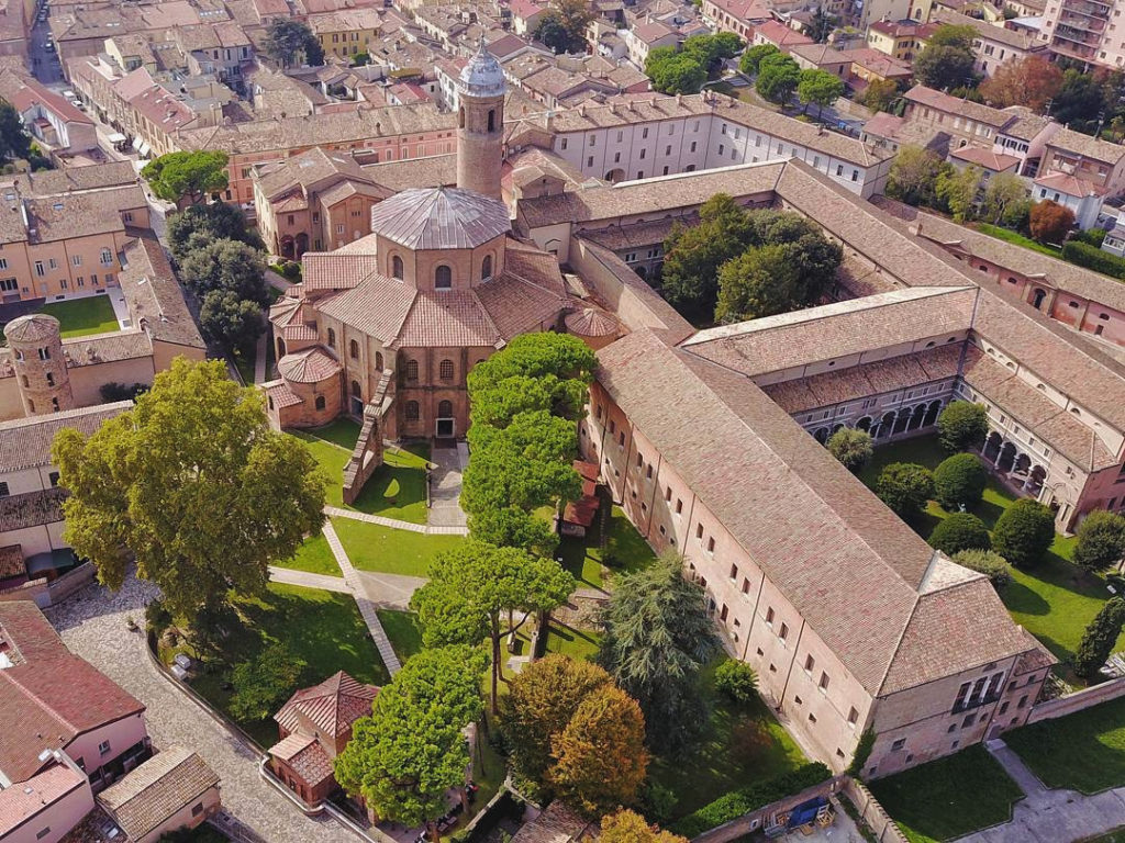 Ravenna – Complesso di San Vitale Ph. Serge_us, via #Instagram
