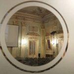"""""""Finalmente domenica"""" alla Sala degli specchi del #TeatroValli Foto di @soniagambarati"""
