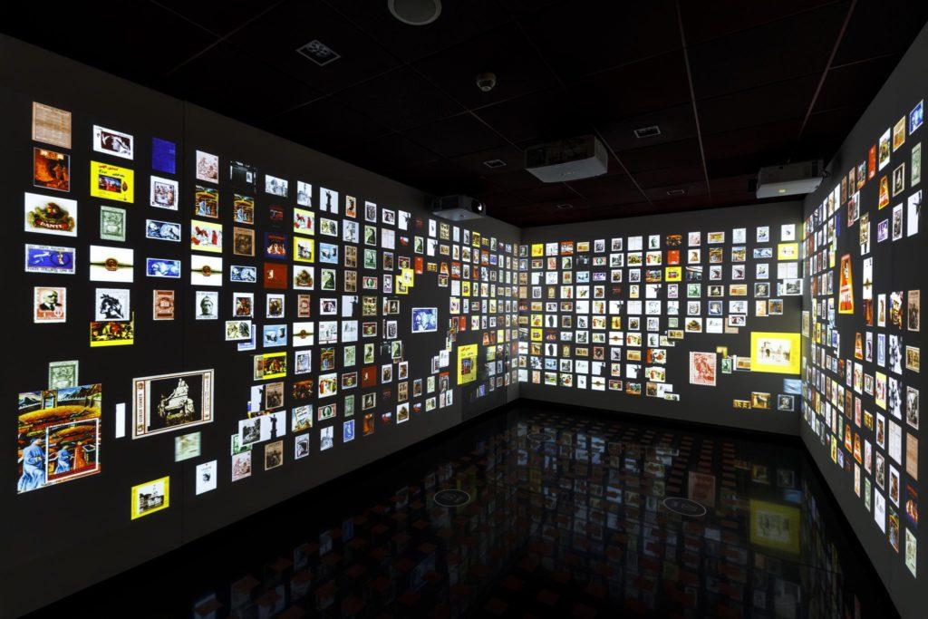 Dante Museum, Room of Fame | Ph. Marco Parollo, Archive of Ravenna