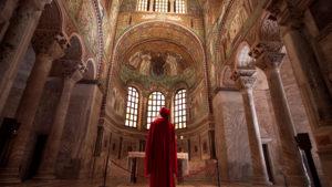 La Divina Commedia nei mosaici Unesco di Ravenna
