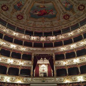 EmptyTeatroER | Il Teatro Valli di Reggio Emilia