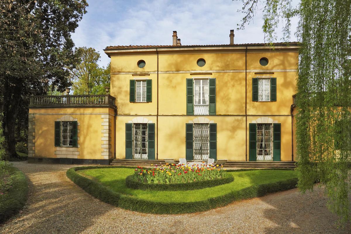 Villa Verdi (Sant'Agata, Piacenza)   Ph. © IBC – Regione Emilia Romagna