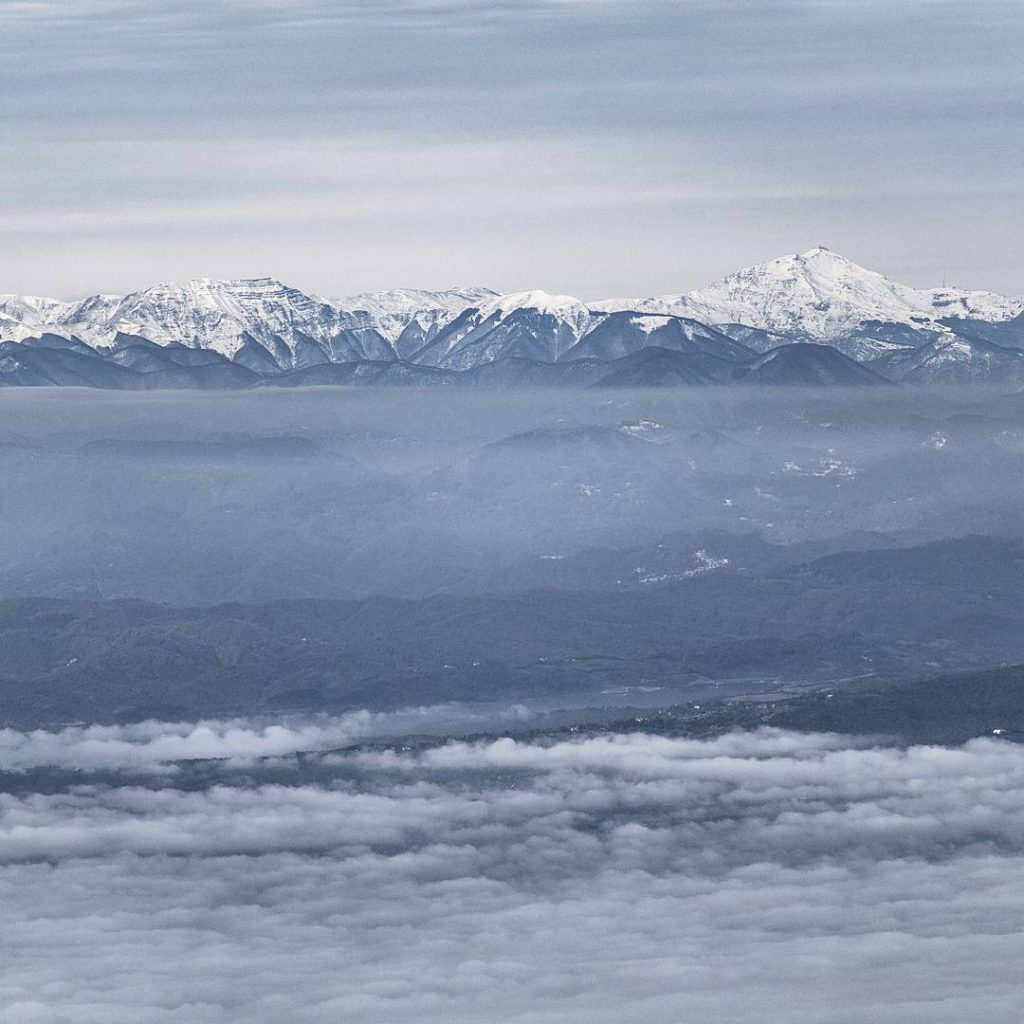 Cimone Mount seen by the Falco Mount – Firenze/Arezzo/Forlì-Cesena –@alessandro.persiani