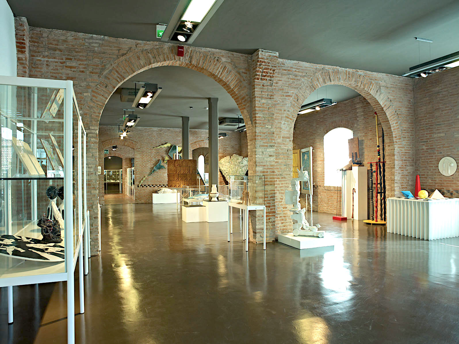 """Museum and historical - artistic documentation centre """"G. Bucci"""""""