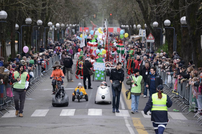 Il Carnevale dei Fantaveicoli nella terra dei motori