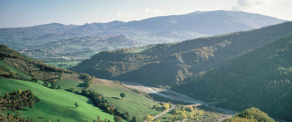 Valmarecchia   Photo © ProLoco Badia Tedalda
