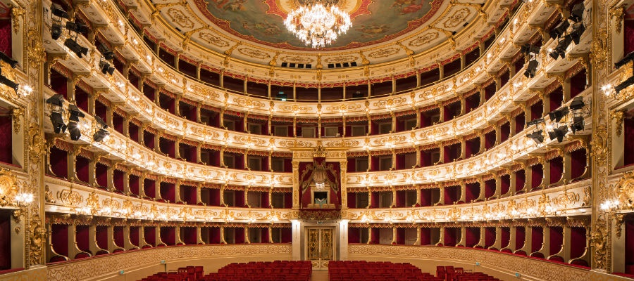 Regio Theatre of Parma | Ph. Regio Theatre